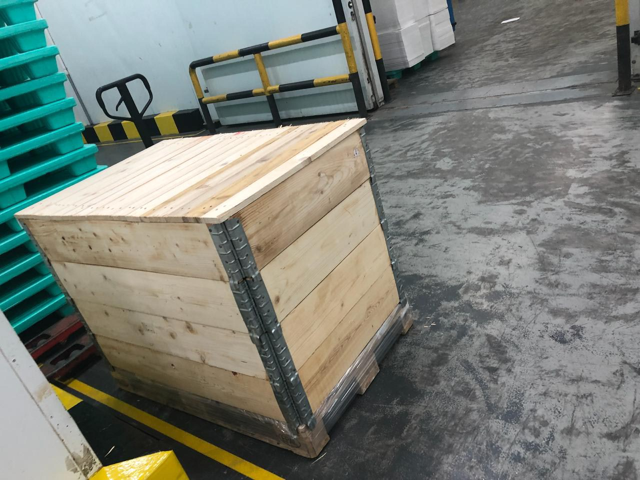crate box suppliers in uae