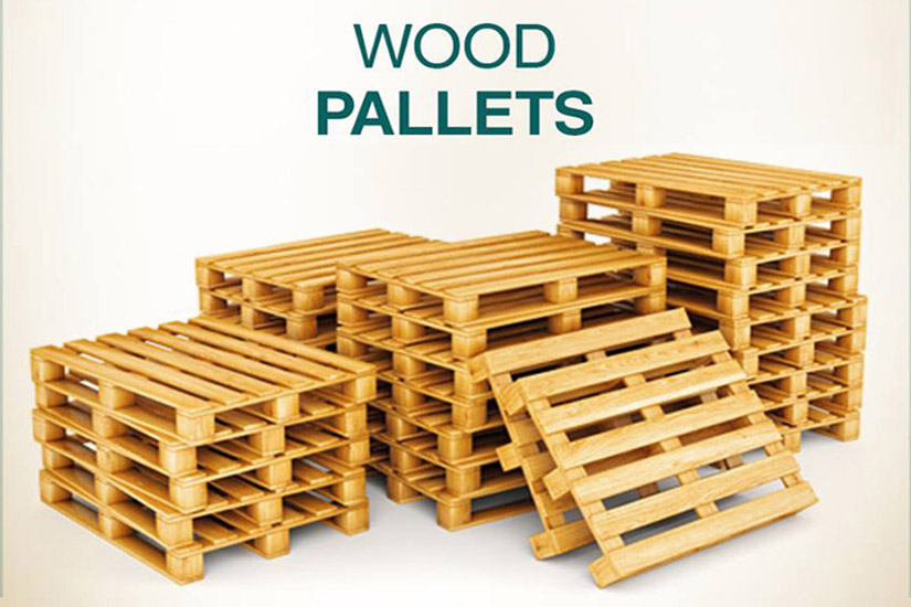 images of wooden pallets stacked together