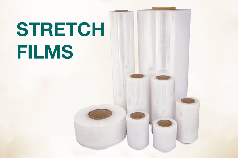 an image of stretch films